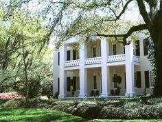 Monmouth Plantation,Natchez, Mississippi