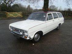 1967 Vauxhall Victor 101 Estate