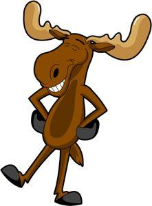 Clip Art Moose Clip Art 1000 images about moose love on pinterest clip art ballerina moose