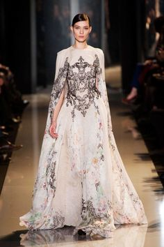 Elie Saab Spring 2013 Haute Couture Collection