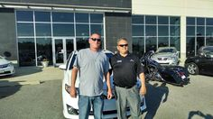 Another happy Carver Toyota customer! Congratulations Mr. Grisam. Enjoy your 2014 Toyota Camry!