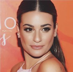 lea michele. stunningly gorgeous!!
