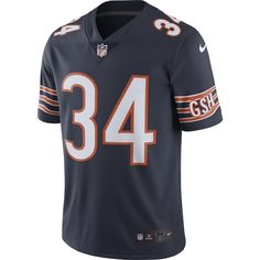 Nike NFL Chicago Bears Color Rush Limited (Walter Payton) Men s Football  Jersey Size Medium ee0fa4113