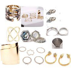 f78c9a9c6504 Valentines Rings Collections. Ropa De Vestir MujerMujerPulseras ...