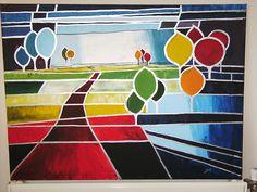Schilderijen Jan Melle de Vries