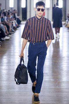 Cerruti 1881 Spring 2018 Menswear Collection - Vogue