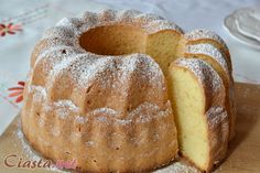 Great Desserts, Sweet Tooth, Blog, Sweets, Bread, Baking, Breakfast, Party, Recipes