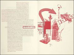 Emigre 13, editorial design, typography, experimental