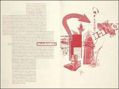Emigre 13, editorial design, typography, experimental