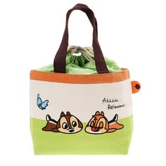 Chip & Dale Lunch Bag