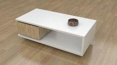 Bridgetown Coffee Table 3Ds - 3D Model