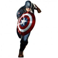Captain America Spare Tire Cover - Neatorama | Neat Crafts ...