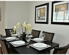 14 Dining Room Staging Ideas, How To Stage Your Dining Room Table