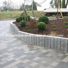 granit palisaden 20 ideen f r sch ne gartengestaltung garten pinterest granit palisaden. Black Bedroom Furniture Sets. Home Design Ideas