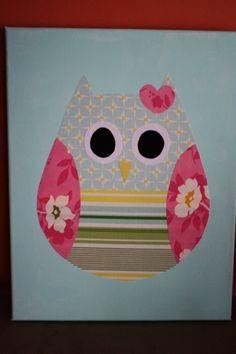 owl cuteness by ajsb87