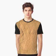 'Elegant Wood Graphic T-Shirt by lematworks Wood Texture, My T Shirt, Sell Your Art, Female Models, Chiffon Tops, Tank Man, Shirt Designs, Elegant, Printed