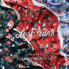 Fabric | Shop | RIFLE PAPER Co.