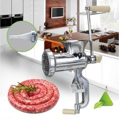 Meat grinder fashion vegetable manual mincer