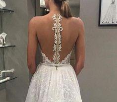 prom dress detail