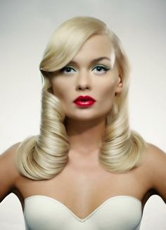 Vintage Hairstyle For Long