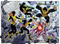 The Unpublished X-Men: Number One by John Byrne
