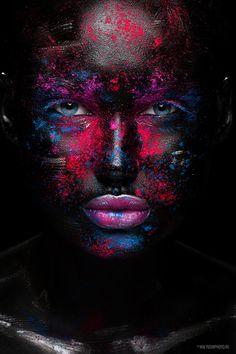 U N I V E R S E on Makeup Arts Served