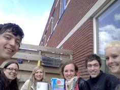 Vruchtbare middag met de studenten van het Tilburg Outreaching Honors Program - http://www.tilburguniversity.edu/nl/studenten/verbreding/outreaching/ - en Diane van http://www.mudware.nl - stap dichterbij duurzame uitbreiding van het Yabal-assortiment!
