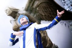 Cure WorldCosplay is a free website for submitting cosplay photos and is used by cosplayers in countries all around the world. Even if you're not a cosplayer yourself, you can still enjoy looking at high-quality cosplay photos from around the world. Kaito Shion, Vocaloid Cosplay, Pictures, Photos, Grimm