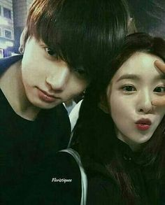 Jk from the story OS BTS: Jungkook by -Precious_ (𝒥𝒶𝒹𝑒) with 835 reads. Ulzzang Korean Girl, Ulzzang Couple, Korean Couple, Best Couple, Kpop Couples, Cute Couples, Jung Kook, Parejas Goals Tumblr, Foto Jimin