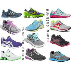 Need a pair of running shoes!