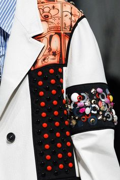 See the details from the Prada Spring 2018 collection.