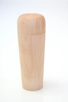 Beklina Japanese Wood Tea Canister 220. via Nuji.com