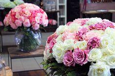 #Bouquet di #rose da #Naturalmente.