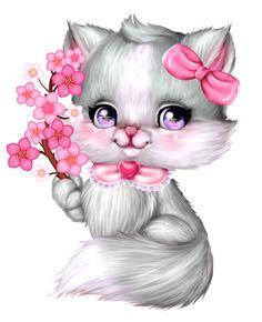 Art Clipart, Cute Baby Cartoon, Kiss Emoji, Cartoon Wallpaper Iphone, Cartoon Photo, Happy Birthday Pictures, Angel Pictures, Happy Art, Cute Cats And Kittens