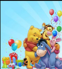 Photo of pooh for fans of Baby Pooh 33338240 Winnie The Pooh Pictures, Cute Winnie The Pooh, Winnie The Pooh Friends, Baby Piglets, Disney Planner, Love Is Cartoon, Eeyore, Tigger, Birthday Invitations Kids