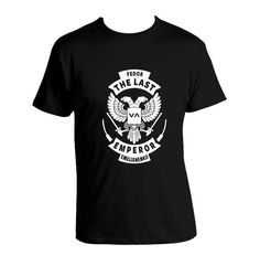 Fedor Emelianenko The Last Emperor T-shirt