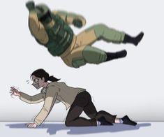 Fuze Killing the Hostage Rainbow Six Siege Anime, Rainbow 6 Seige, Rainbow Six Siege Memes, Tom Clancy's Rainbow Six, Funny Gaming Memes, Funny Games, Rainbow Meme, Rainbow Art, R6 Wallpaper