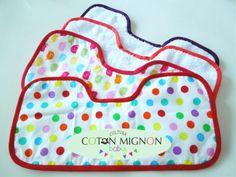Paños o toallas útiles para los bebés, paso a paso