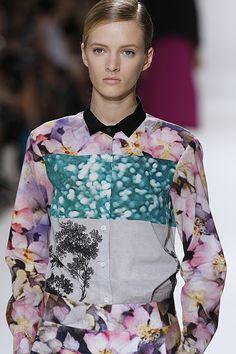 Dries Van Noten printed blouse, 212 872 2797