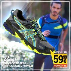 Calçado Trail Gel para Homem da ASICS
