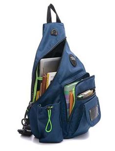 MERU NEXT GEN Best Sling Backpack – Cross Body Sling Bag with ...