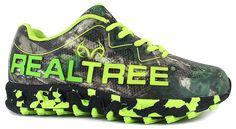 0e92827fad70c Realtree APG Camo and Lime/Green Ms. Panther $39.98 #Realtreecamo Camo Shoes ,