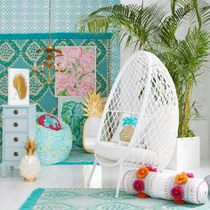 Create a comfy hangout space with Pottery Barn Teen's lounge seating and teen lounge chairs. Shop teen room chairs in many styles, and colors. Tropical Bedrooms, Coastal Bedrooms, Girls Bedroom Furniture, Bedroom Decor, Kid Furniture, Plywood Furniture, Teen Bedroom, Furniture Design, Cave Chair