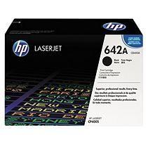 HP 642A Original Laser Jet Toner Cartridge, Select Color