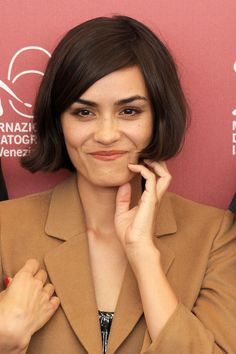 "Shannyn Sossamon Celebrities attend the ""Road To Nowhere"" photo call during the 67th Venice International Film Festival."