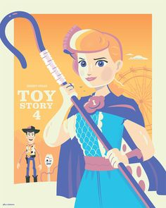 Toy Story 4: Bo Peep Bo Peep Toy Story, Dibujos Toy Story, Nursery Rhyme Characters, Toy Story 1995, Superhero Poster, Cinema, Toy Story Party, Alternative Movie Posters, Disney Love