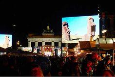 Chile realiza atractiva promoción turística en la Puerta de Brandenburgo en Alemania