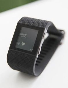 The Fitbit Surge is perfect for runners who want personal data logging and training tools during their workouts.