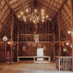 Barn goals. Still crushing on @lynneknowlton's treehouse property - (didn't know they also have this barn on site, complete with chandeliers of course)! Fun venue for a party! If you missed it - we have a post about this magical place on the blog this weekend.  | Poppytalk: Hotel Style | The Treehouse + Free Printable!