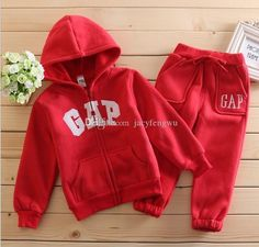 9181a439118b 2018 Baby Boys Girls Clothes Sets Baby Hoodie Clothes Kids Dress Boys  Clothing Kids Dress Sport Sets Children Jacket Cardigan+Pants 2 7y Cqz099  From ...